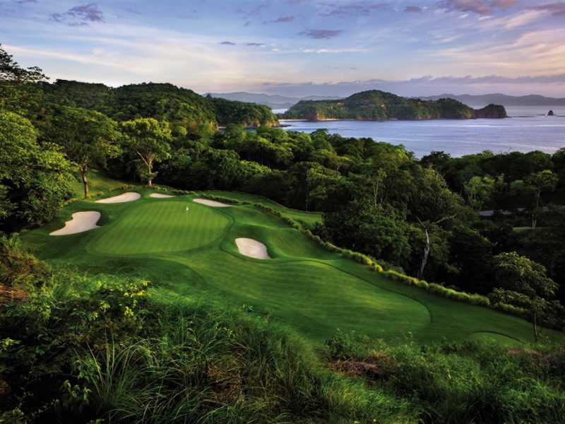 The Ocean Course Peninsula Papagayo: An Amazing 18-Hole Journey in the Jungle