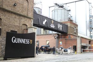 Becoming a Certified Pourer at Guinness Storehouse Mixology